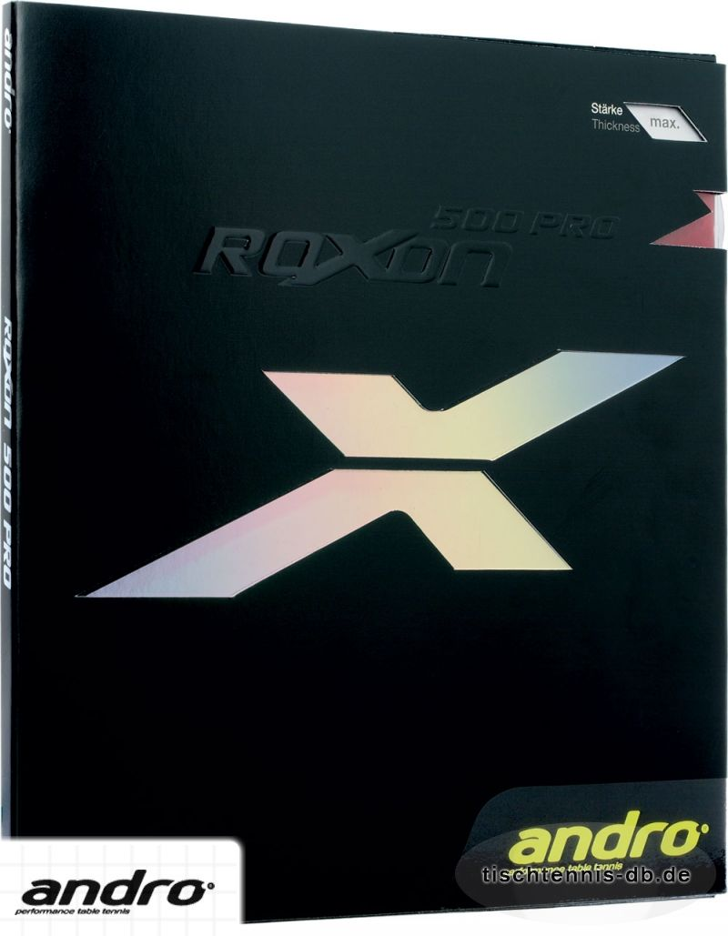 andro roxon 500 pro