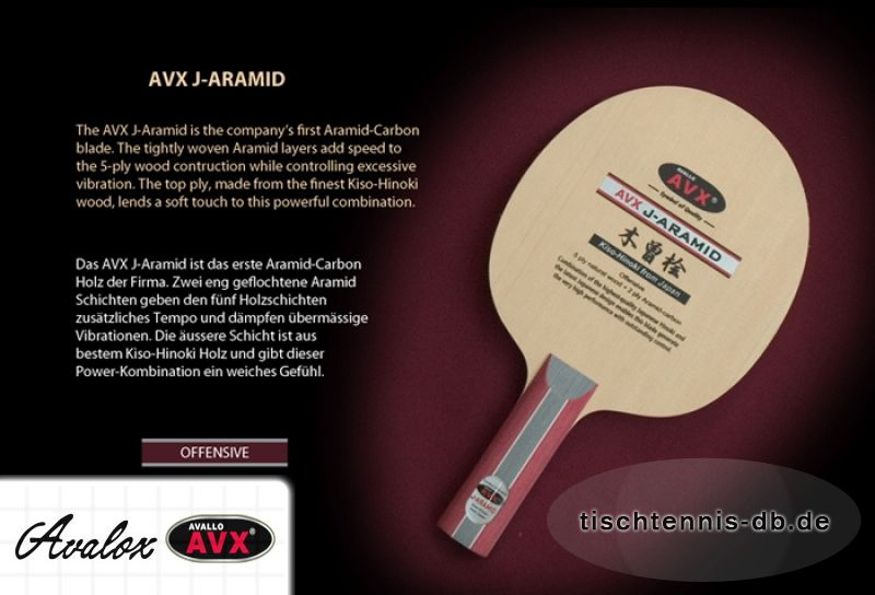avalox j-aramid