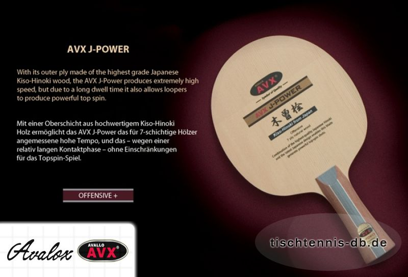 avalox j-power