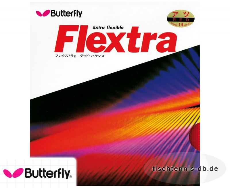 butterfly flextra