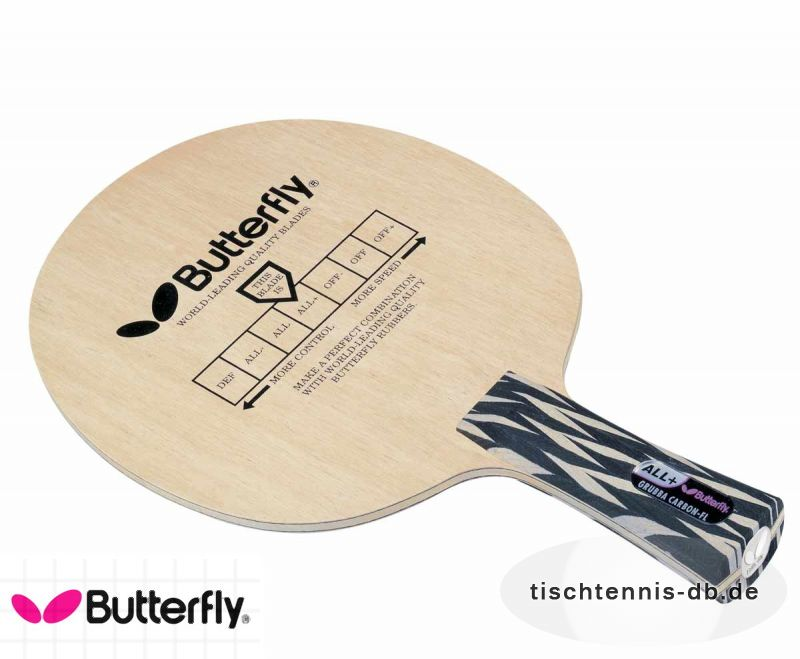butterfly grubba carbon all+