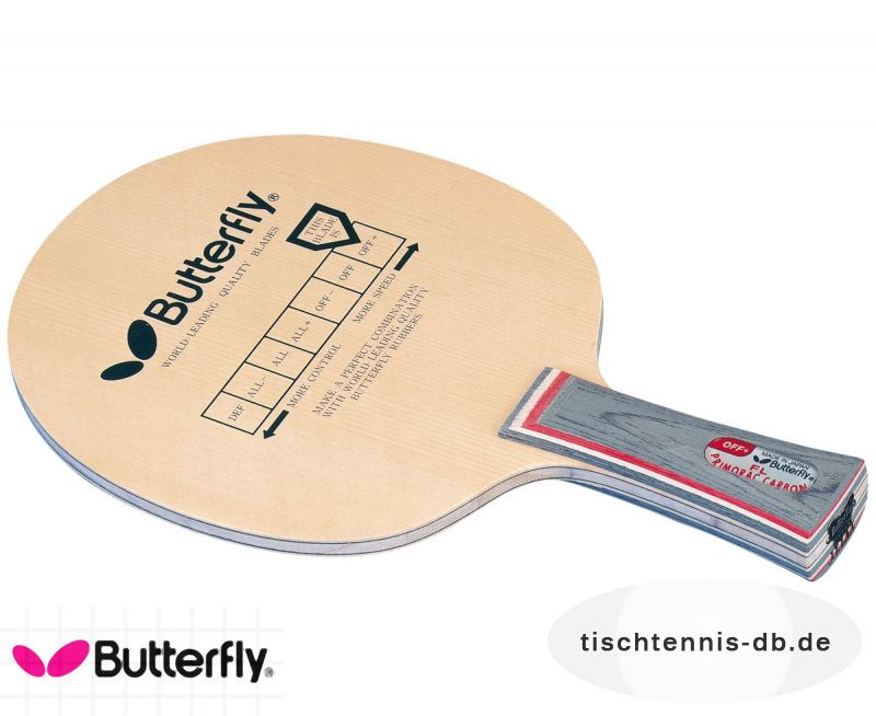 butterfly primorac carbon off+