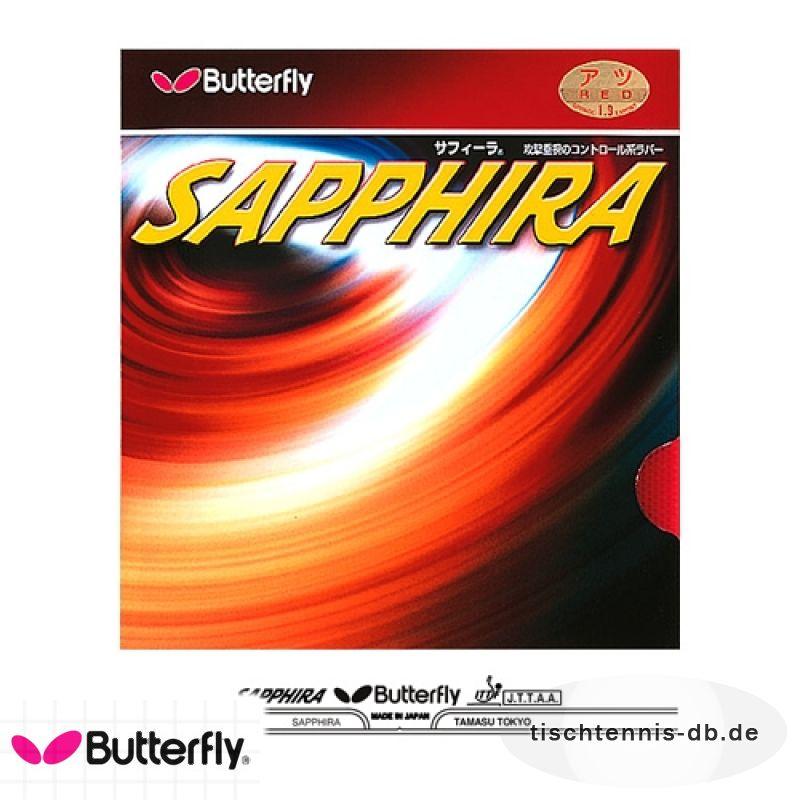 butterfly sapphira
