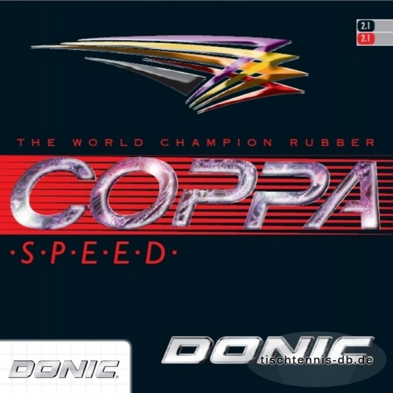 donic coppa speed hs