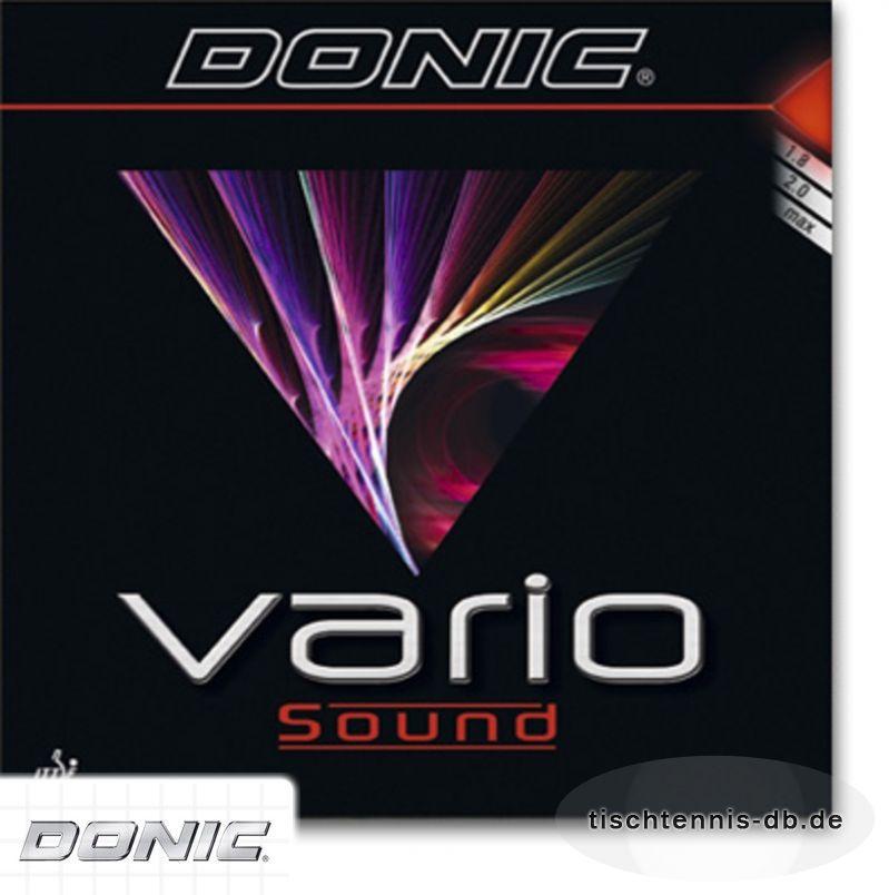 donic vario sound