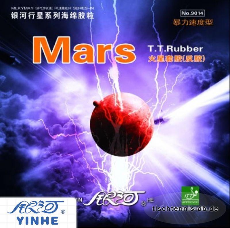 galaxy (yinhe, milkyway) mars