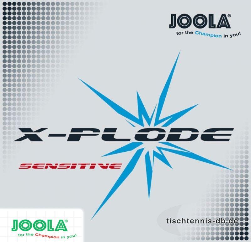 joola x-plode sensitive