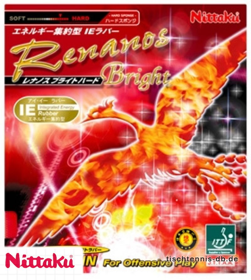 nittaku renanos bright hard