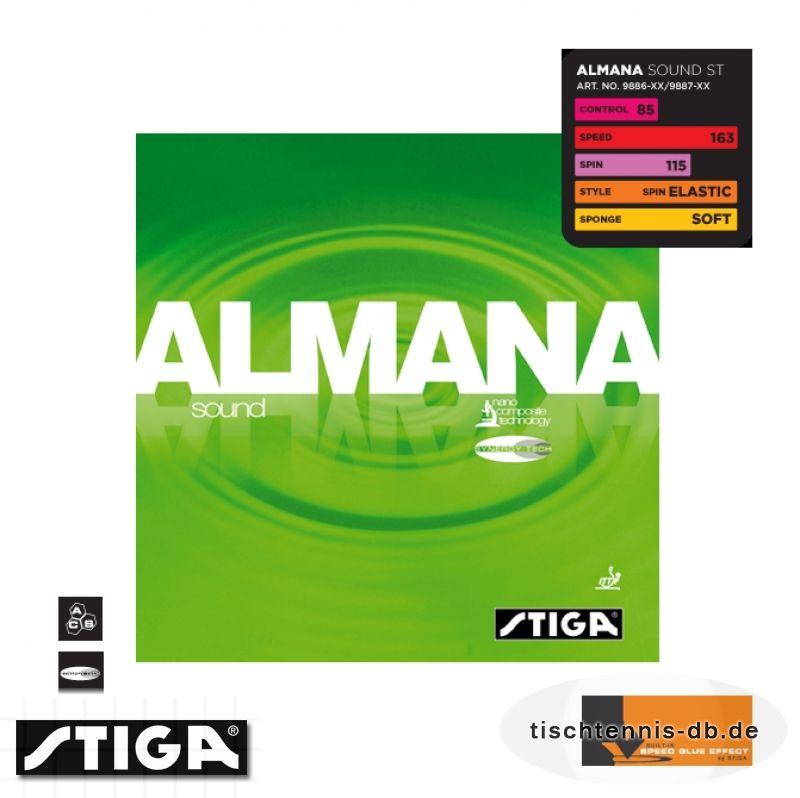 stiga almana sound synergy tech