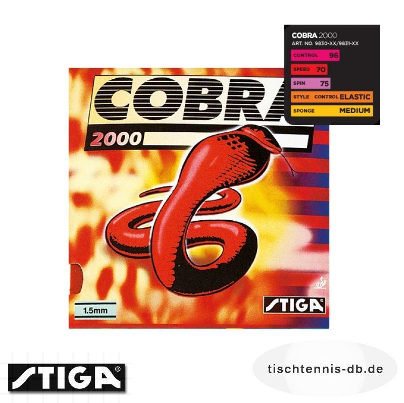 stiga cobra