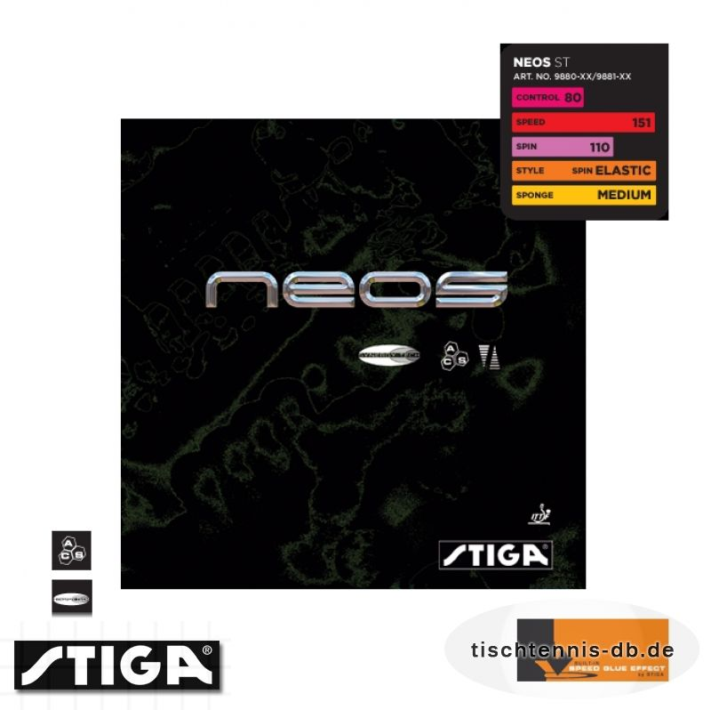 stiga neos synergy tech