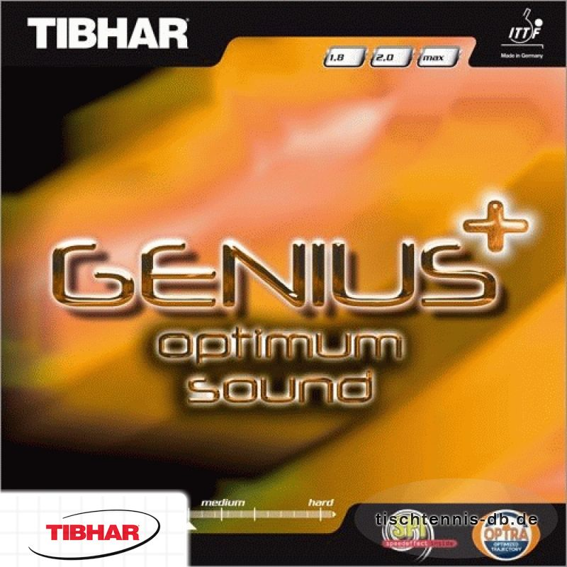 tibhar genius+ optimum sound