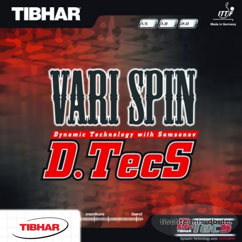 tibhar vari spin dtecs