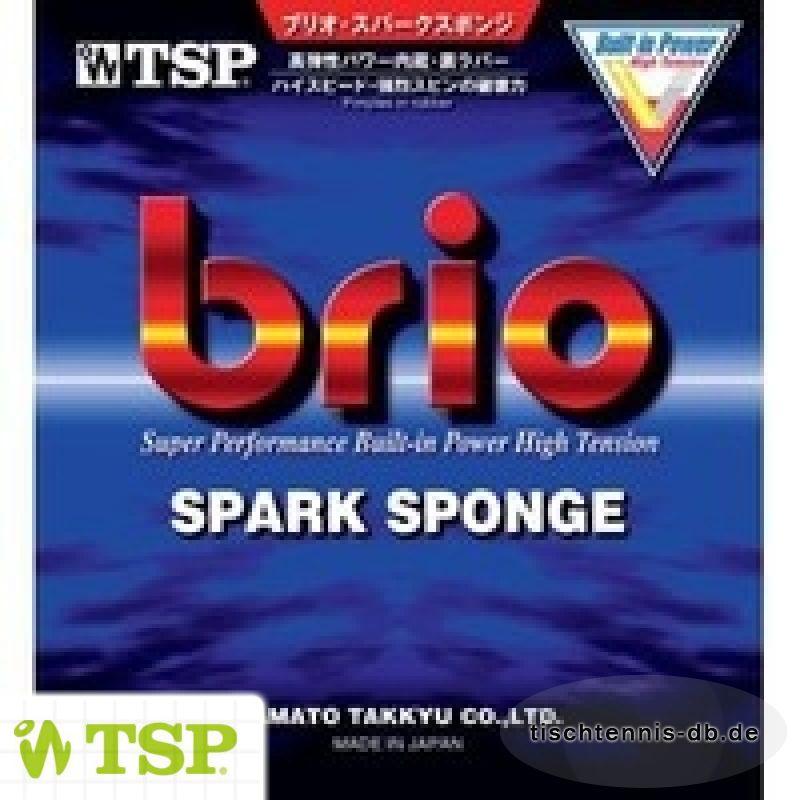 tsp brio spark sponge
