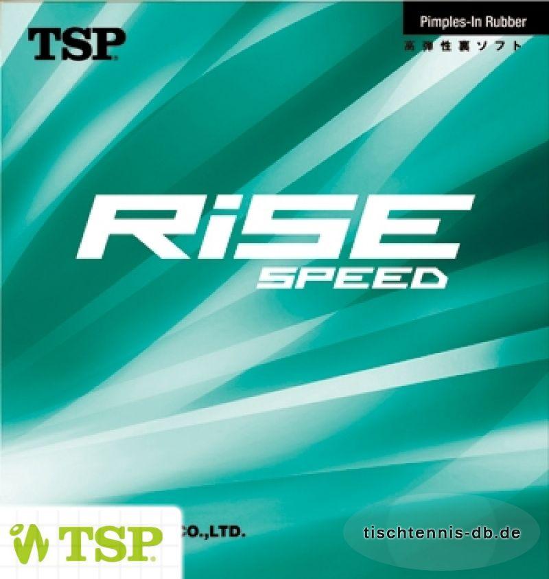 tsp rise speed
