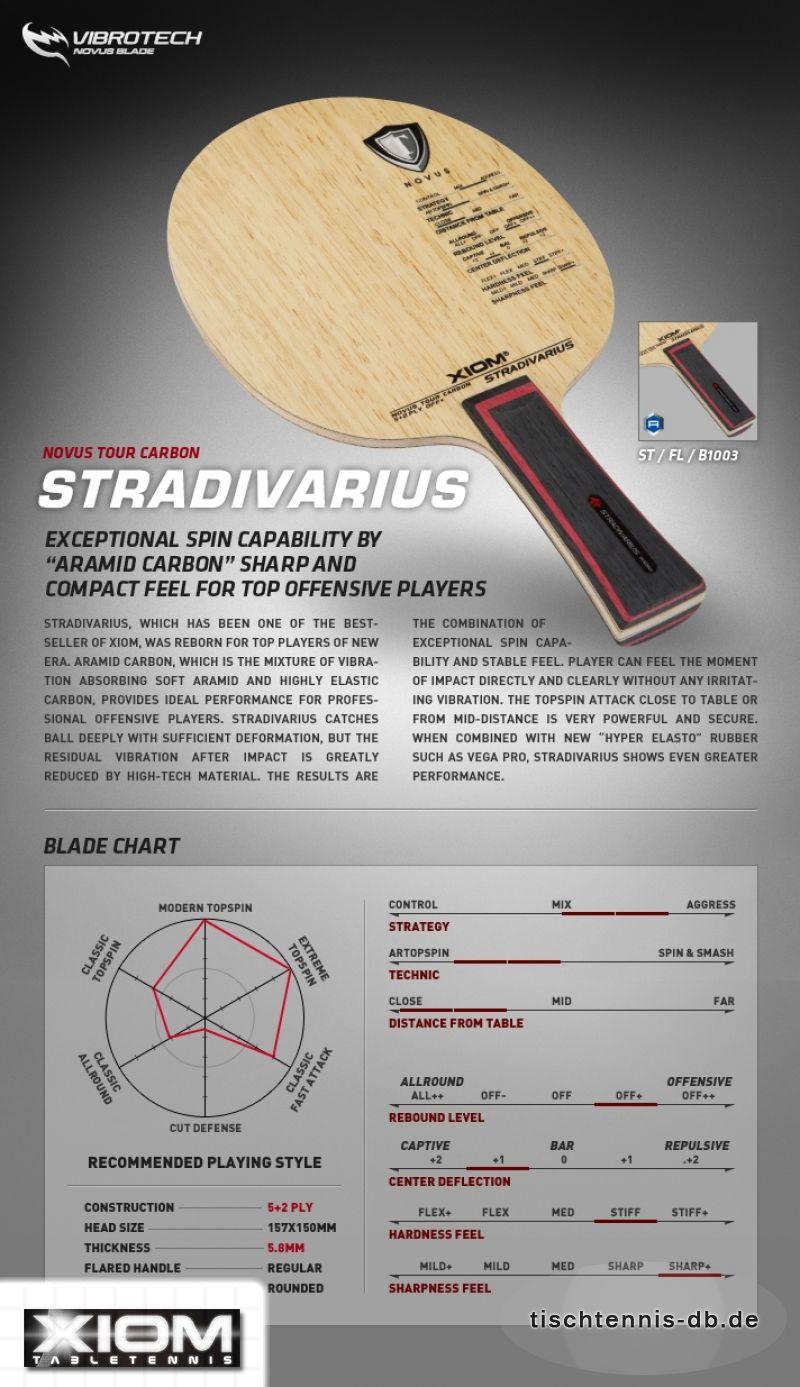 xiom stradivarius